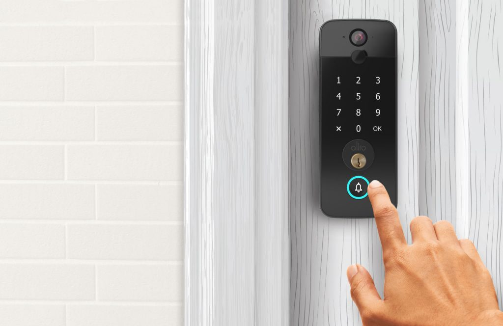 all in 1 smart lock