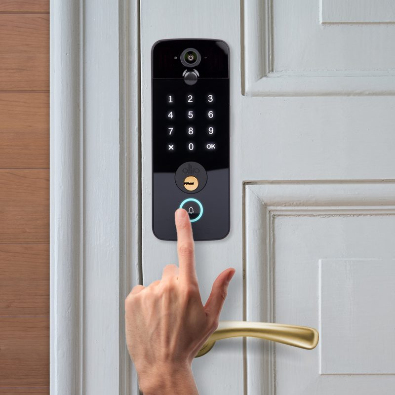 smart door lock to purchase for your home